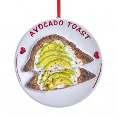 W8427 Avocado Toast - $11.99