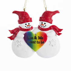 You and Me Snowmen - $10.99