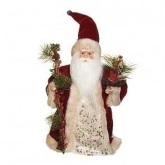 Santa Berry Print T/T - $39.99